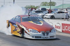 Funny car Stock Photos