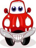 Funny car cartoon Stock Photos