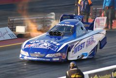 Funny Car Drag Race Stock Photos
