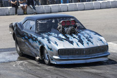 Funny car Royalty Free Stock Photography