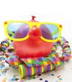 Funny carnival balloon Stock Photo
