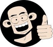 Funny Cartoon character Royalty Free Stock Photo