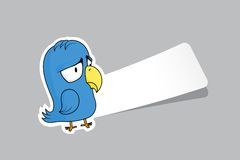 Funny Cartoon Characters Royalty Free Stock Image