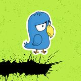 Funny Cartoon Characters Royalty Free Stock Photography