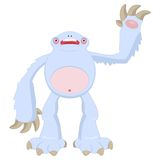 Snow Monster Royalty Free Stock Photography