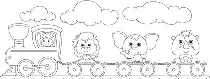 Train Cartoon Stock Photos Images Amp Pictures 3 501