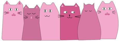 Free Funny Cats Cartoons - Illustration - Computer Design Royalty Free Stock Photo - 163161705