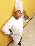 Funny Chef. Royalty Free Stock Photo
