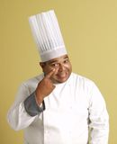 Funny Chef. Royalty Free Stock Image