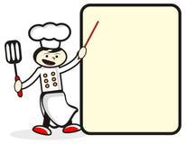 Funny Chef Stock Photo