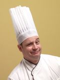 Funny chef portrait Royalty Free Stock Photo