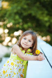 Funny child Royalty Free Stock Photography