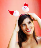 Funny christmas Royalty Free Stock Photography