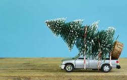 Funny Christmas composition Stock Photos