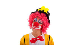 Funny clown Stock Photography