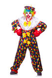 Funny clown Royalty Free Stock Photos