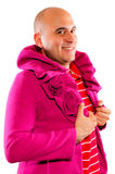 Funny coat Royalty Free Stock Photo