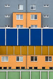 Funny constructions Stock Image