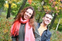 Funny couple Stock Photos