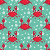 Funny crabs Royalty Free Stock Image