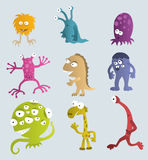Funny Creatures Royalty Free Stock Photo