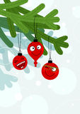 Funny decorations Stock Photo