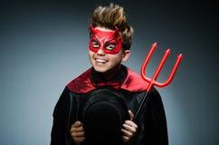 Funny devil Stock Photography