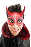 Funny devil Royalty Free Stock Image