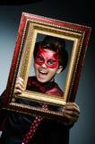 Funny devil Stock Photos