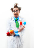 Funny doctor Stock Images