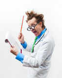 Funny doctor Royalty Free Stock Photography