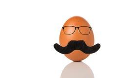 Funny Egg Royalty Free Stock Photos