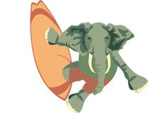 Funny Elephant Stock Images