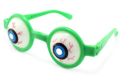 Funny eyeglasses Royalty Free Stock Photos