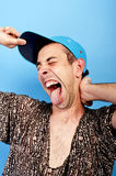Funny face Royalty Free Stock Images