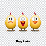 funny-face-egg3 ilustracji