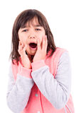 Funny faces Stock Photography