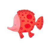 Funny fish Royalty Free Stock Image