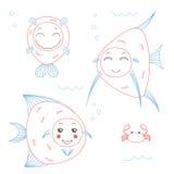 Funny fish Stock Photo