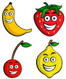 Funny Fruits 2 Stock Images