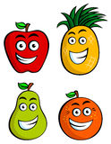 Funny Fruits Royalty Free Stock Photo