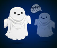 Funny ghost Stock Photo