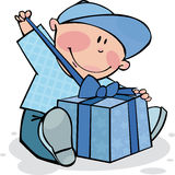 Funny gift Royalty Free Stock Images