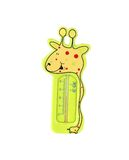 Funny giraffe thermometer. Isolated on a white background Stock Photography