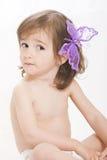 Funny girl Royalty Free Stock Photos
