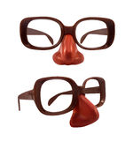 Funny glasses. Stock Photos