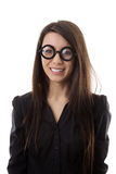 Funny glasses Stock Photography