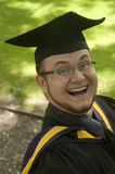 Funny Graduate Stock Photography