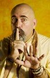 Funny Guru Stock Photography