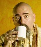 Funny Guru Stock Image
